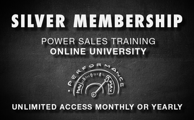 Power Training Silver Membership