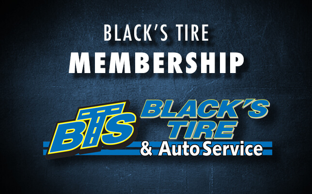 Black's Tire Membership