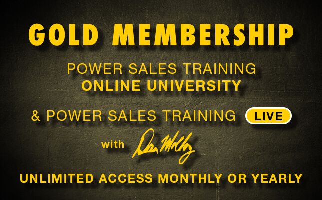 Power Training Gold Membership